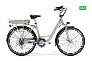 Biciclette E.Bike World Dimension City Bike