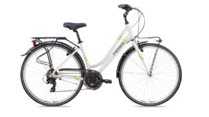 FRERA TOURING DONNA 21 SPEED 2019 color cod15 bianco verde 300x168 - TOURING 21 LADY VEL. Bianco Verde Size 44