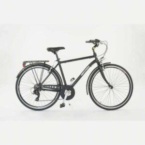 biciclettanirvanavelomarcheuomo21vnero600 300x300 - VM635 NIRVANA 6 VELOCITA' MAN SIZE 50 BLACK