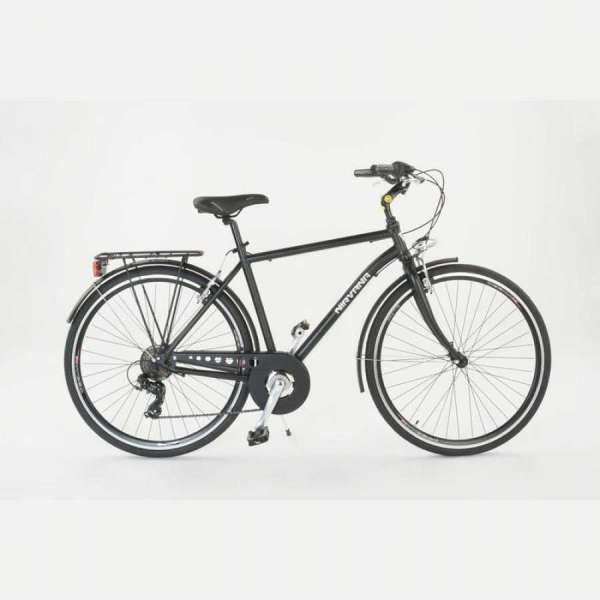 biciclettanirvanavelomarcheuomo21vnero600 u1aru1 600x600 - VM637 NIRVANA 21 VELOCITA' MAN SIZE 50 BLACK